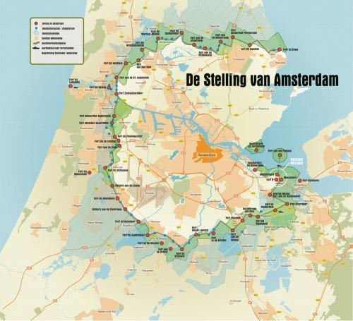 Erfgoed met Dirk: De Stelling van Amsterdam